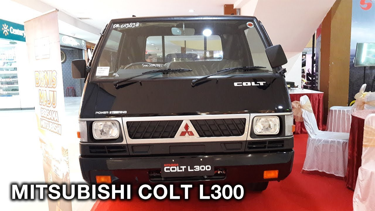 Mitsubishi Colt L300 2017