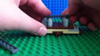 How To Make A Cool Lego Horse Carriage