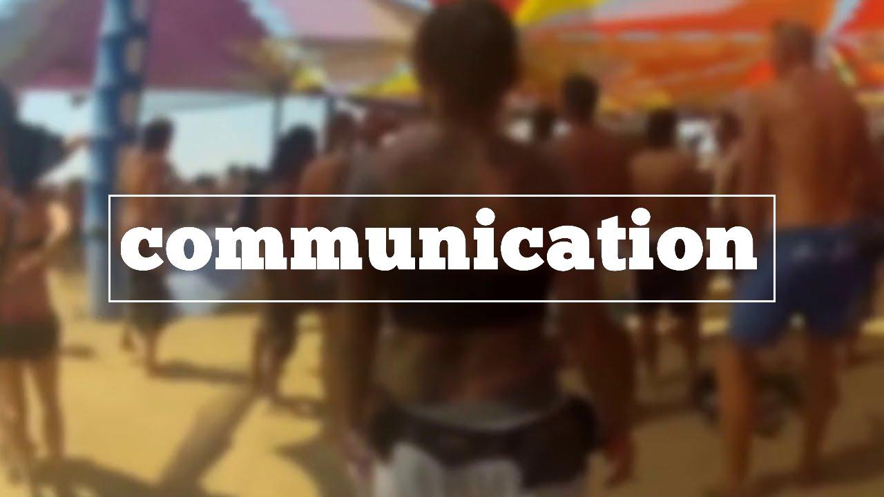 How do you spell communication? 16