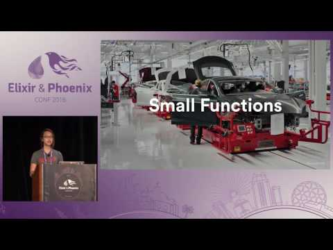 ElixirConf 2016 - From Front End to Full Stack with Elixir and Phoenix by Lauren Tan
