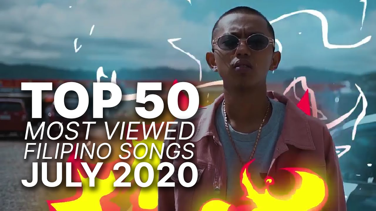 Top 50 Most Viewed Filipino Songs January 2020 Youtube