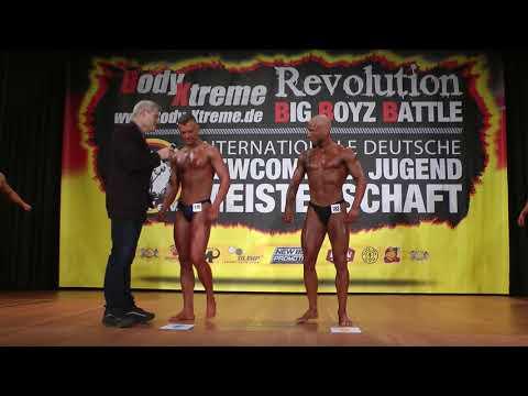 Body Xtreme Revolution Finale 2018   Young Gunz