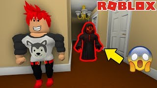 NEVER PLAY THIS CURSED HOTEL IN ROBLOX 😰 [Roleplay]
