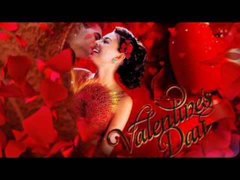 День Святого Валентина !!! День влюбленных !!! Красивое музыкальное поздравление !!