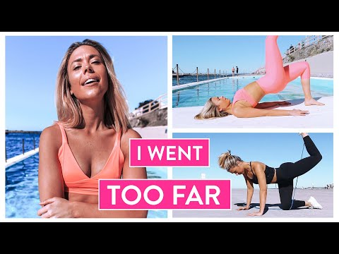 I didn't take a REST DAY for TWO YEARS ������♀️ How to deal w. REST DAY GUILT