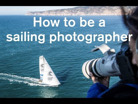 The coolest job in the world – how to be a world-class sailing photographer | Volvo Ocean Race