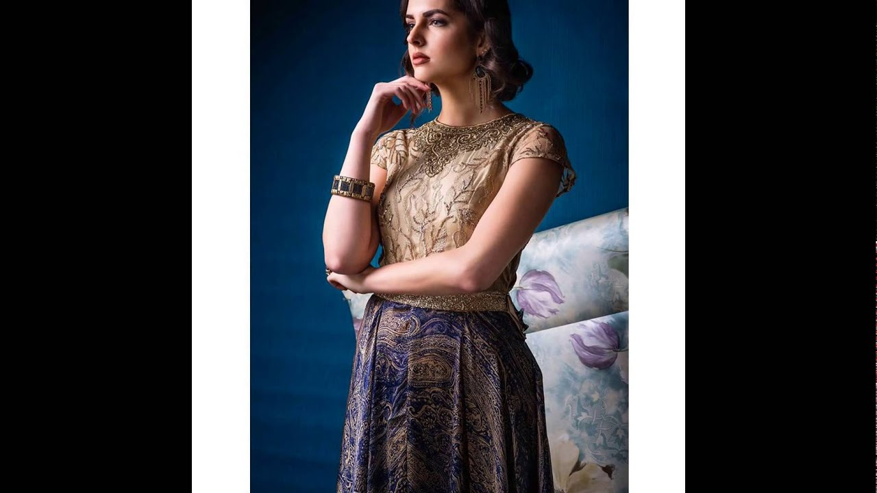 9e245654de Party wear evening gowns online shopping India 2016 - Mirraw Gowns ...