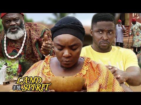 Land Of The Spirit 3&4-Chioma Chukwuka 2018 Latest Nigerian Nollywood Movie/African Movie Full Movie