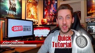 05/10/2019 Great Computer Deals Tech Tips