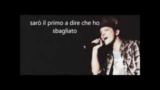 Bruno Mars - When I Was Your Man | traduzione