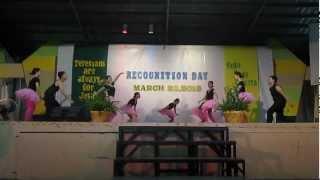 Siglayaw ( Undergrad Recodnition Day - March 22,2013 )