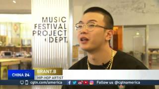 The Rap of China drops underground rappers into online battles