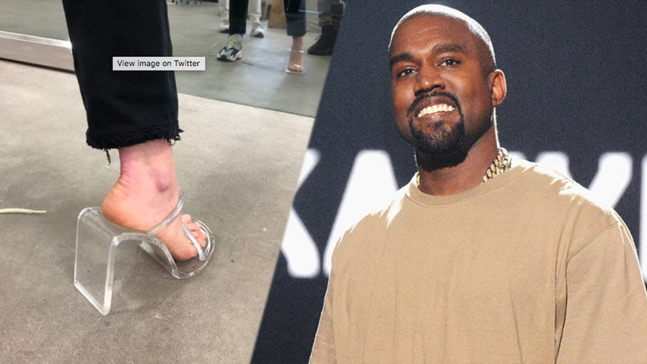 Kanye West UNVEILS New Torture Device