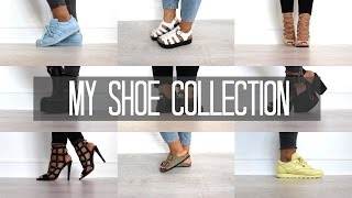 MY SHOE COLLECTION 2015 | vanessardnls