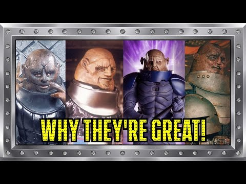 Download What WORKS About The Sontarans? ('The Time Warrior' to 'The Halloween Apocalypse') - DOCTOR WHO