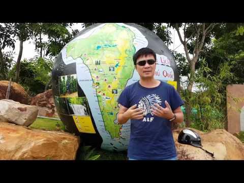 Phú Quốc trên bản đồ thực tế | Chia sẻ bởi RichdadLoc