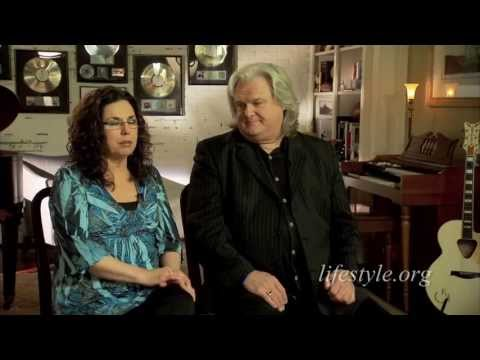 Ricky Skaggs & Sharon White Skaggs talk about meeting for the first time