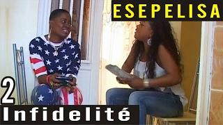 NOUVEAUTÉ 2015 - Infidélité Vol 2 - Groupe Evangéliste - THEATRE CONGOLAIS - ESEPELISA