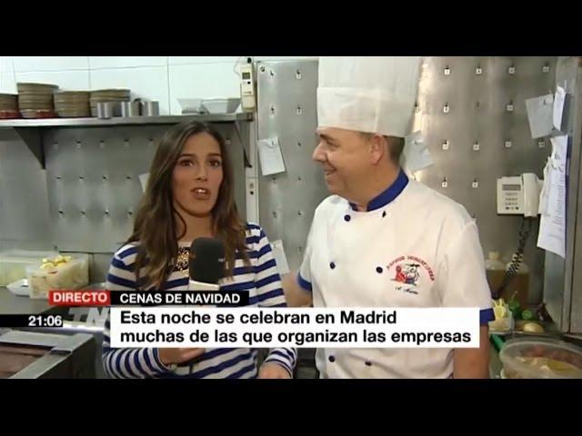 La Navidad del Asador Donostiarra - Telemadrid.es