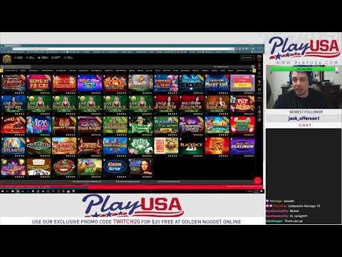 New Jersey Online Live Dealer Blackjack 101 - Real Money!