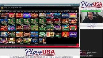 New Jersey Online Live Dealer Blackjack 101 - Real Money at Golden Nugget Online Casino NJ