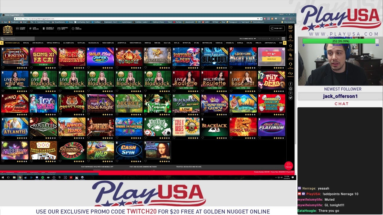 Online Casino Real Money Nj