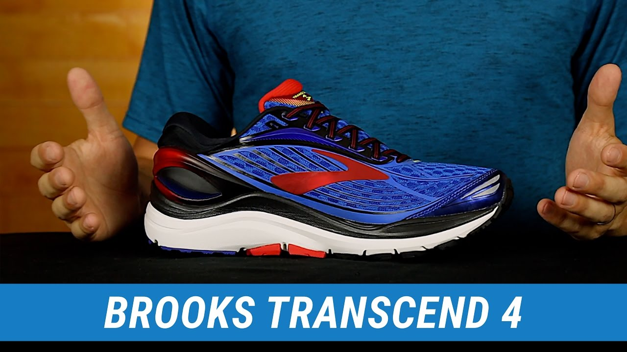 2a5789a5f Brooks Transcend 4 | Men's Fit Expert Review. Road Runner Sports