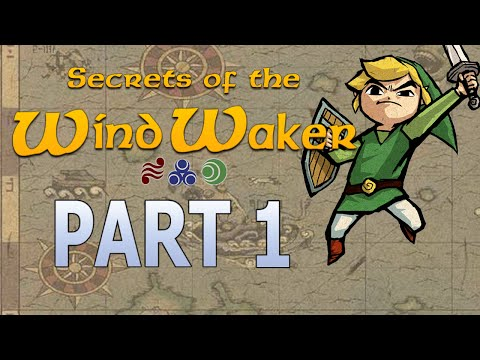 Secrets of The Wind Waker - Part One  (Pop Facts)