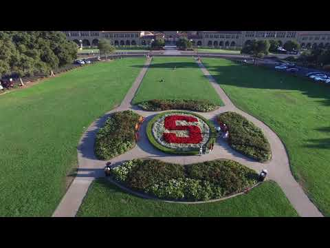 Stanford University Aerial Video