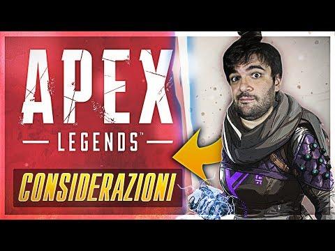 Perchè APEX LEGENDS ha fatto il botto?