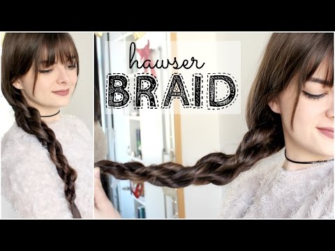 Hawser Braid | Cool & Simple Braiding Technique