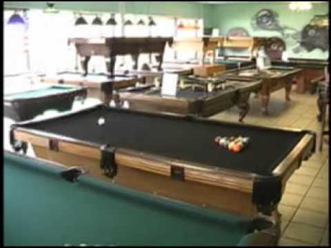 Boessling Pool Tables Min YouTube - Boessling pool table