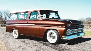 1964 Chevrolet Suburban FOR SALE!