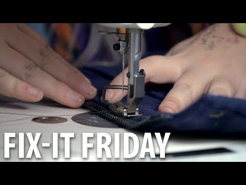 Fix it Friday at Illinois State University