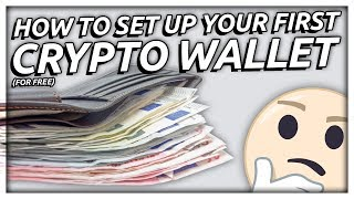 HOW TO MAKE A CRYPTO WALLET (FOR FREE)