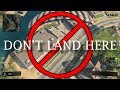 Where NOT to Land Your First Time Playing BLACKOUT! (Blackout Highlights)