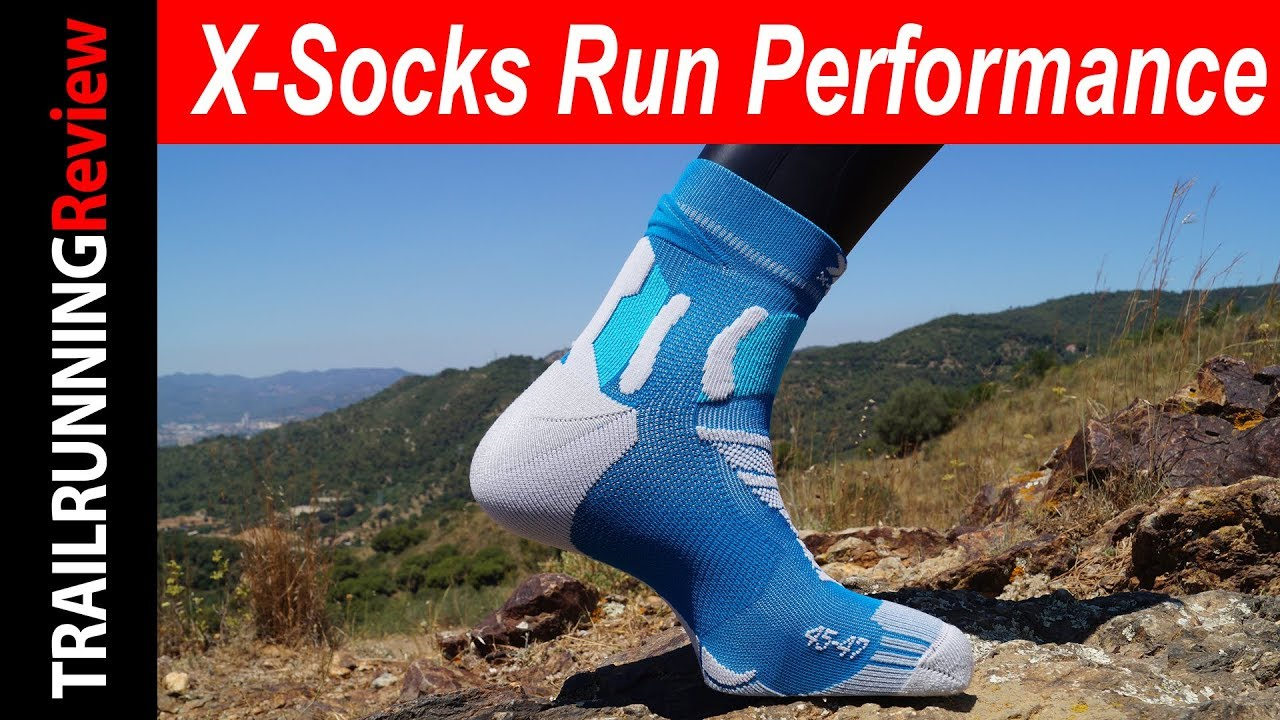 meilleur pas cher 70290 ed22b X-Socks Run Performance 2019 Review