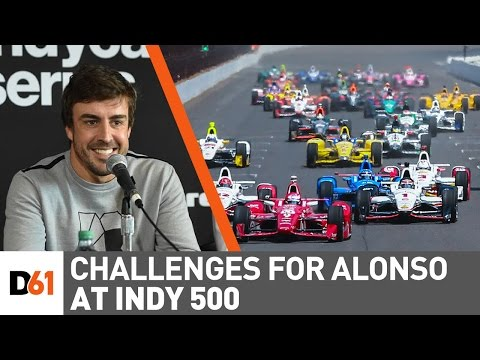 Challenges for Fernando Alonso from F1 to Indy 500: IndyCar Expert & Racer Discuss
