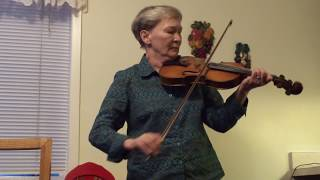 Boil Them Cabbage Down Old Time fiddle state champion plays again at 70