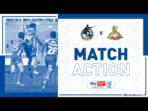 Bristol Rovers Doncaster Goals And Highlights