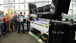 Evolution PRO: печать на баннере и стекле(, 2012-09-12T03:41:26.000Z)