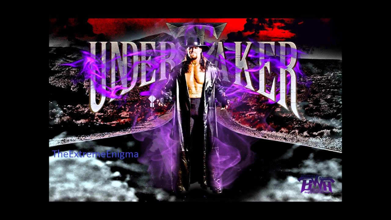 The Undertaker 4th WWE Theme Song Graveyard Symphony