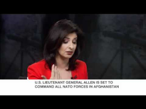 Al Jazeera English - Mark Kimmitt on Petraeus handing command in Afghanistan