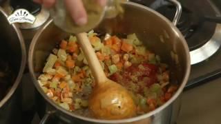 Грибной суп гуляш [Рецепты по-домашнему]