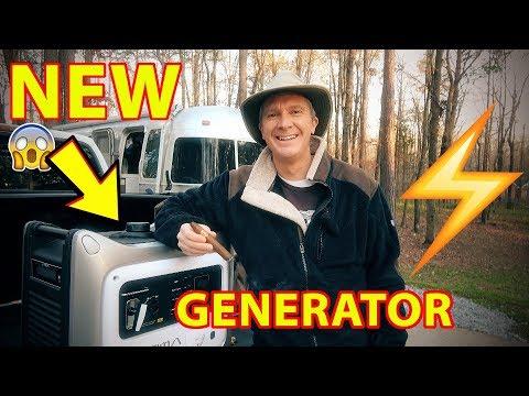 NEW REVIEW! Atima AY3000i Portable Inverter Generator 💨