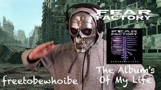 Baixar Fear Factory - Demanufacture (Classic Metal Album Review/Reaction)