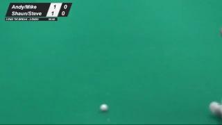 OSC Dolphin Double 3s - Final (Andy McIntyre/Mike Titcombe vs Shaun Jones/Steve Tuohy)