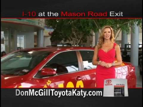 Elegant Don McGill Toyota Of Katy Commercial