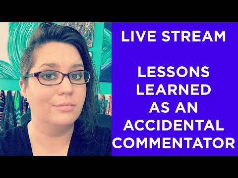 Live Stream: It's been one year since I went viral. Here's what I've learned.