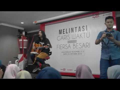 FIERSA BESARI -  APRIL (LIVE)